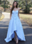 Sweetheart Long Prom Dresses Applique Sleeveless Evening Dresses
