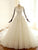 Sweetheart Open Back Long Sleeves Tulle Wedding Dresses Best Bride Gown