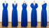 Royal Blue Convertible Dresses, Infinity Bridesmaid Dresses, Multiway Dresses