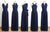 Navy Blue Infinity Dresses,Convertible Dresses, Multiway Bridesmaid Dresses - NICEOO