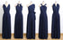 Navy Blue Infinity Dresses,Convertible Dresses, Multiway Bridesmaid Dresses