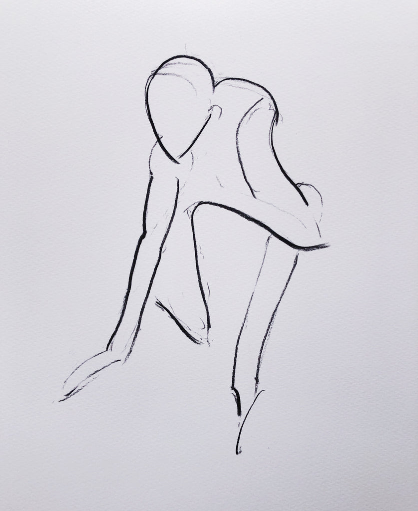 Poise (Unframed)