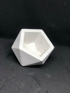 Small white Icosahedron