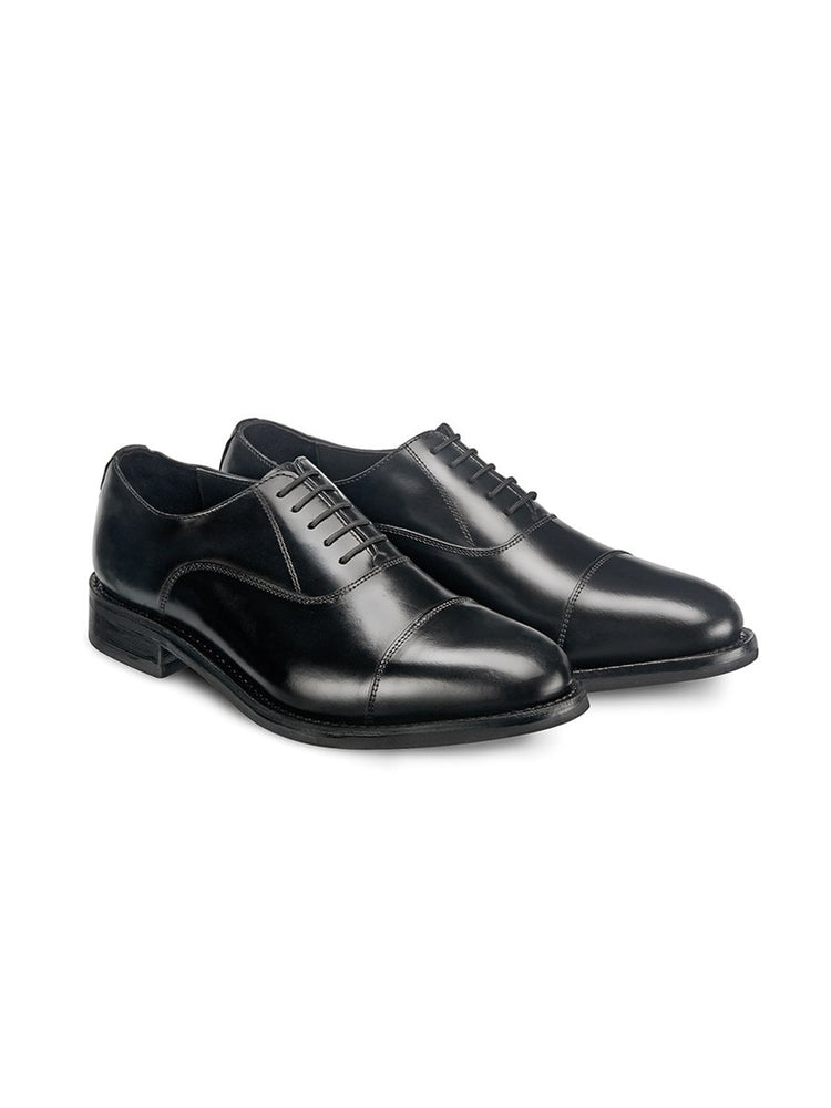 Classic Oxford Shoe - Black