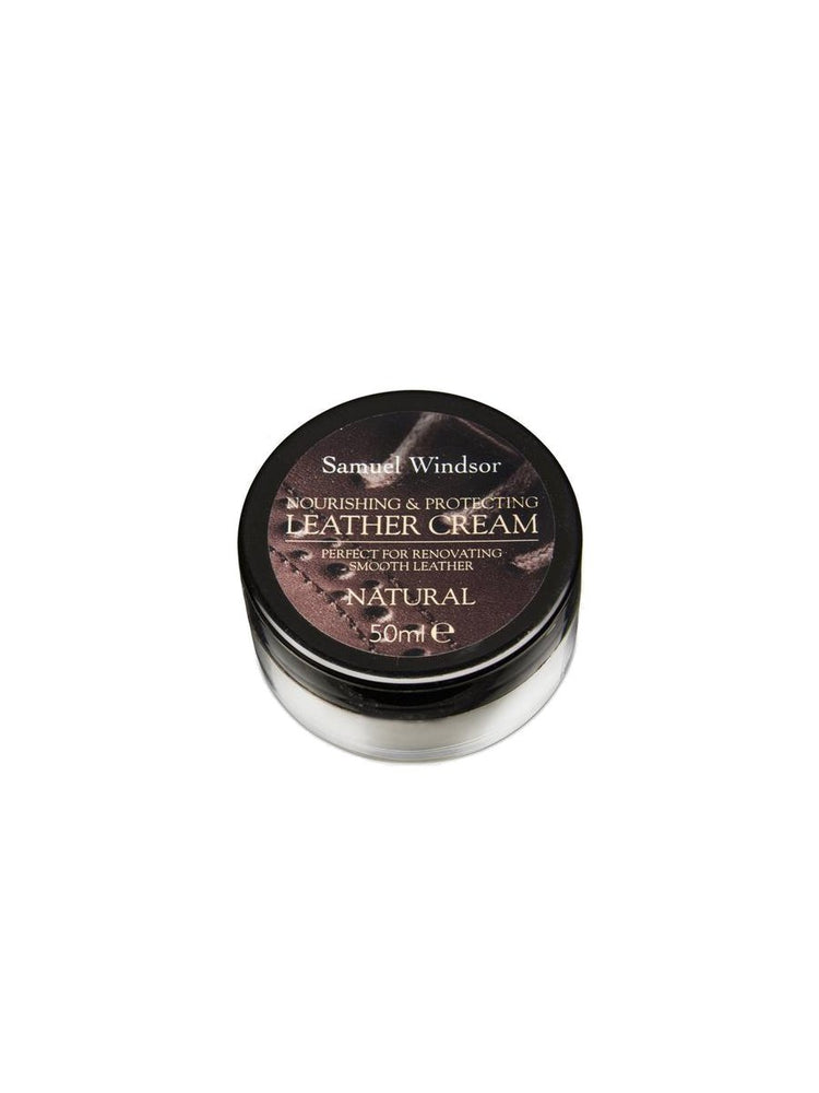 Shoe polish cream - Natural