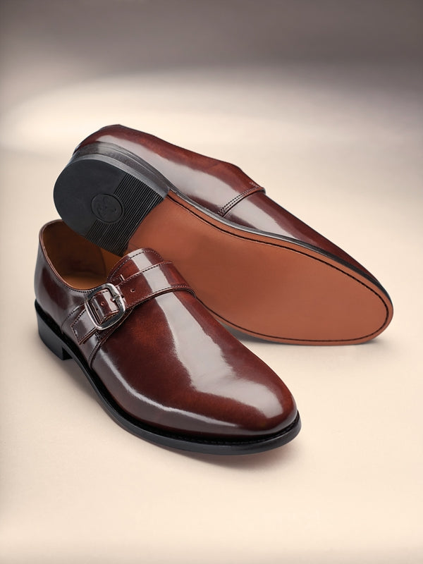 Classic Monk Shoe Brown