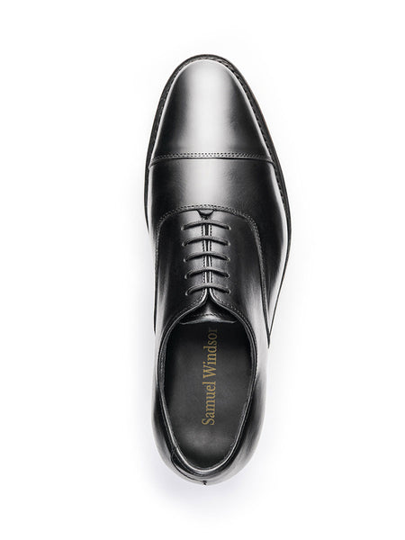 Prestige Oxford Shoe - Black
