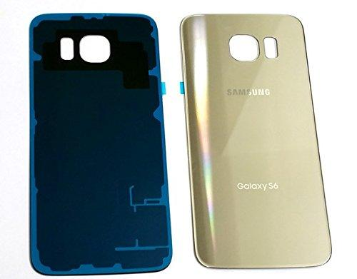 Battery Back Cover Glass Panel Compatible With Galaxy S6 Samsung Parts TexasWireless1