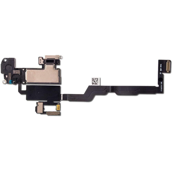 Earpiece Speaker and Proximity Sensor Flex Cable Assembly Ribbon Connector Compatible with iPhone Xs (A1920, A2097, A2098, A2100) (5.8