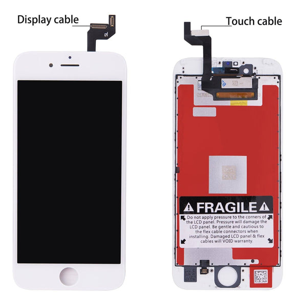iPhone 6S Screen Replacement LCD iPhone Parts TexasWireless1 White