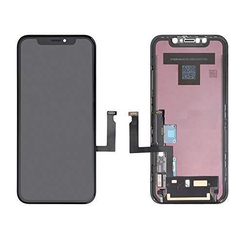 iPhone XR LCD With Touch Black Best Quality iPhone Parts TexasWireless1
