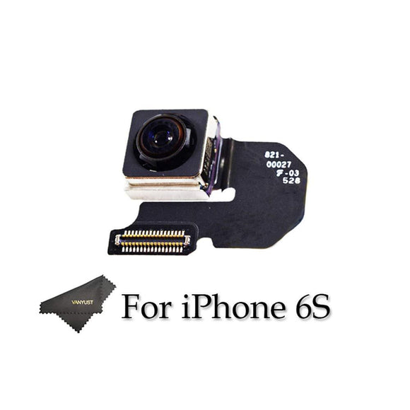 Replacement Rear Back Main Camera Module Flex Cable Compatible for iPhone 6S iPhone Parts TexasWireless1