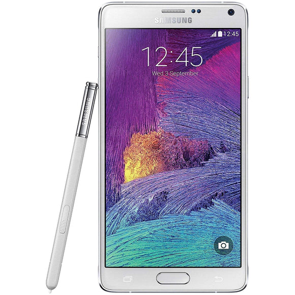 Samsung Galaxy Note 4 N910 32GB GSM Unlocked (Refurbished) With Free Case & Tempered Glass Unlocked Smart Phone TexasWireless1