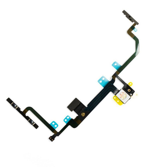 Volume Button Silent Power Switch Flex Cable Replacement for iPhone 8 Plus (5.5 inch) iPhone Parts TexasWireless1