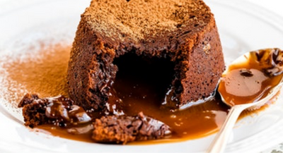 Chocolate Pudding - a great alternative!