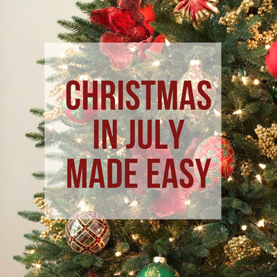How to Have a Perfect Christmas in July