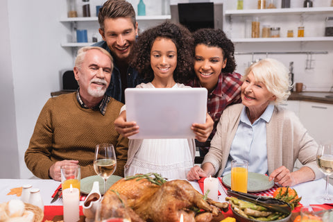 top tips for hosting the perfect easy remote virtual dinner party