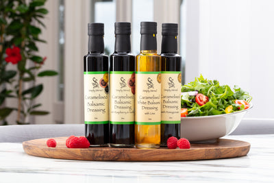 Simply Stirred Balsamic Quartet