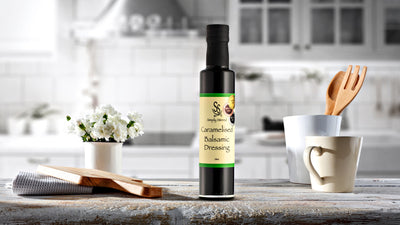 Simply Stirred - Caramelised Balsamic Dressing 250ml Bottle