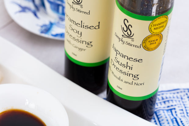 Simply Stirred - Japanese Sushi Dressing 250ml Bottle