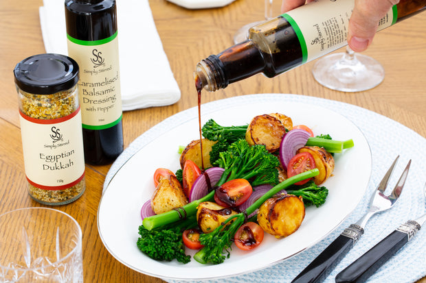 Simply Stirred - Caramelised Balsamic Vinegar 250ml Bottle