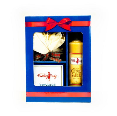 Gift Pack - Pudding, Cake and Sauce - Boxed