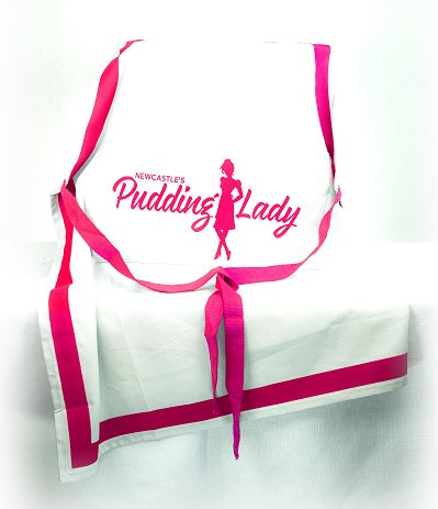 Exclusive Pudding Lady Apron