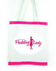 Exclusive Pudding Lady Tea Towel