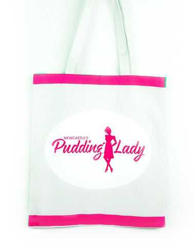 Exclusive Pudding Lady Tote