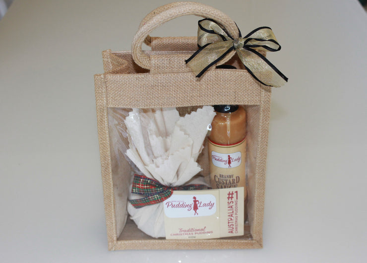 Corporate Gifts - Pudding and Sauce Pack