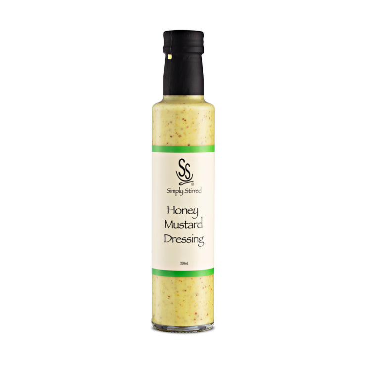 Simply Stirred -  Honey Mustard Dressing - 250ml Bottle - Gluten Free