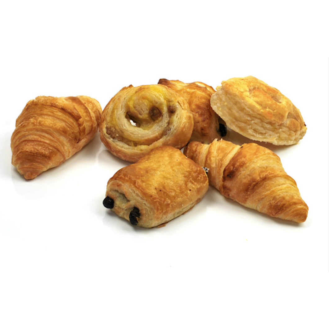 Mini Mix Danish Pastries 25 Pack