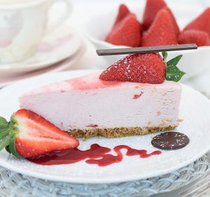 Coolhull Farm Strawberry Cheesecake