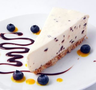 Coolhull Farm Irish Cream Liqueur Cheesecake