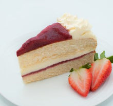 Load image into Gallery viewer, Coolhull Farm Strawberry Gateau