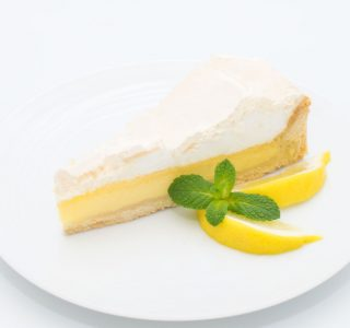 Coolhull Farm Lemon Meringue Pie 12 Portion