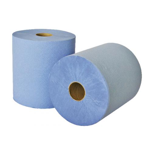 Blue Roll 2 Ply 6 pack