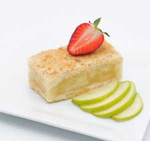 Coolhull Farm Apple Crumble Tray Bake