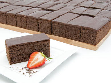 Coolhull Farm Chocolate Fudge Tray Bake