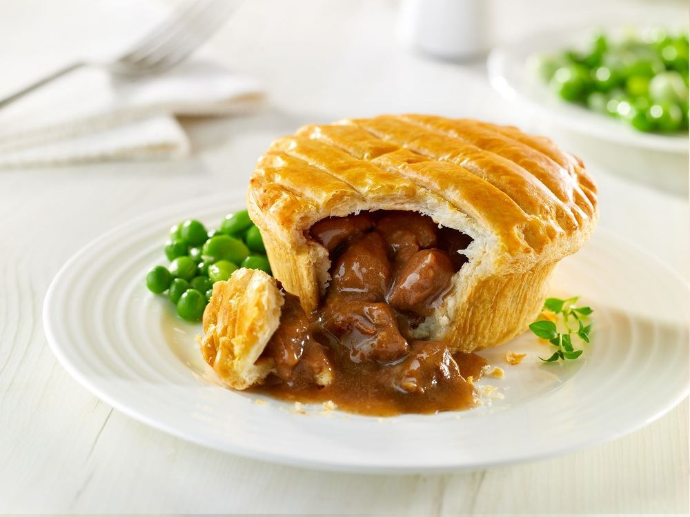 Wrights Steak & Kidney Pie 4 Pack