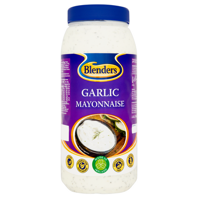 Blenders Garlic Mayonnaise 2.2ltr