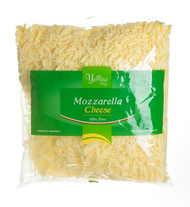 Yellow Road Mozzarella Cheese 2kg Bag