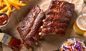 Big Al's Pork Rib Pack 1040g