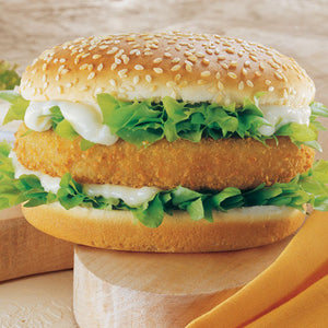 Glenhaven Breaded Chicken Burgers