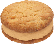 Load image into Gallery viewer, Coolhull Farm White Chocolate Chip Caramel Ice Cream Sandwich