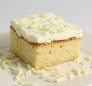 Coolhull Farm Lemon Cream Tray Bake