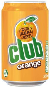 Club Orange 24 x 330ml