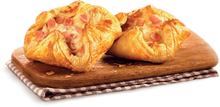 Load image into Gallery viewer, Golden Bake Ham & Cheese Jambons 10 Pack