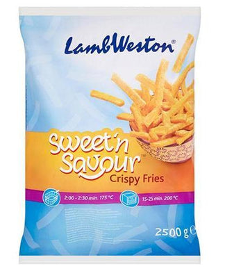 Lamb Weston Sweet Potato Fries 2.5kg