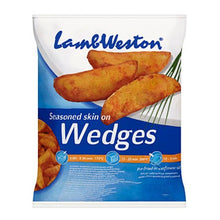 Load image into Gallery viewer, Lamb Weston Seasoned Potato Wedges 2.5kg